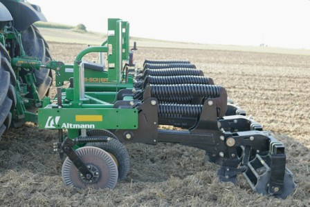 Great Plains TIRFENLOCKERER iNLINE sUBSOILER